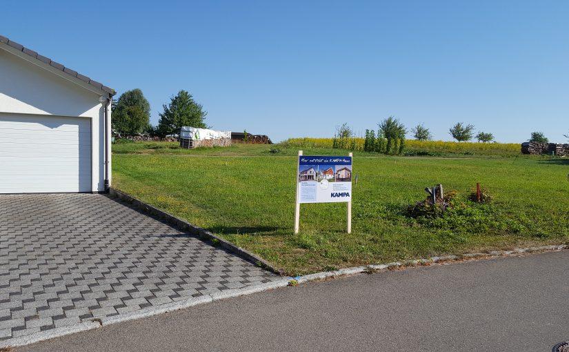 Freie Grundstücke & Projektierungen im Linzgau
