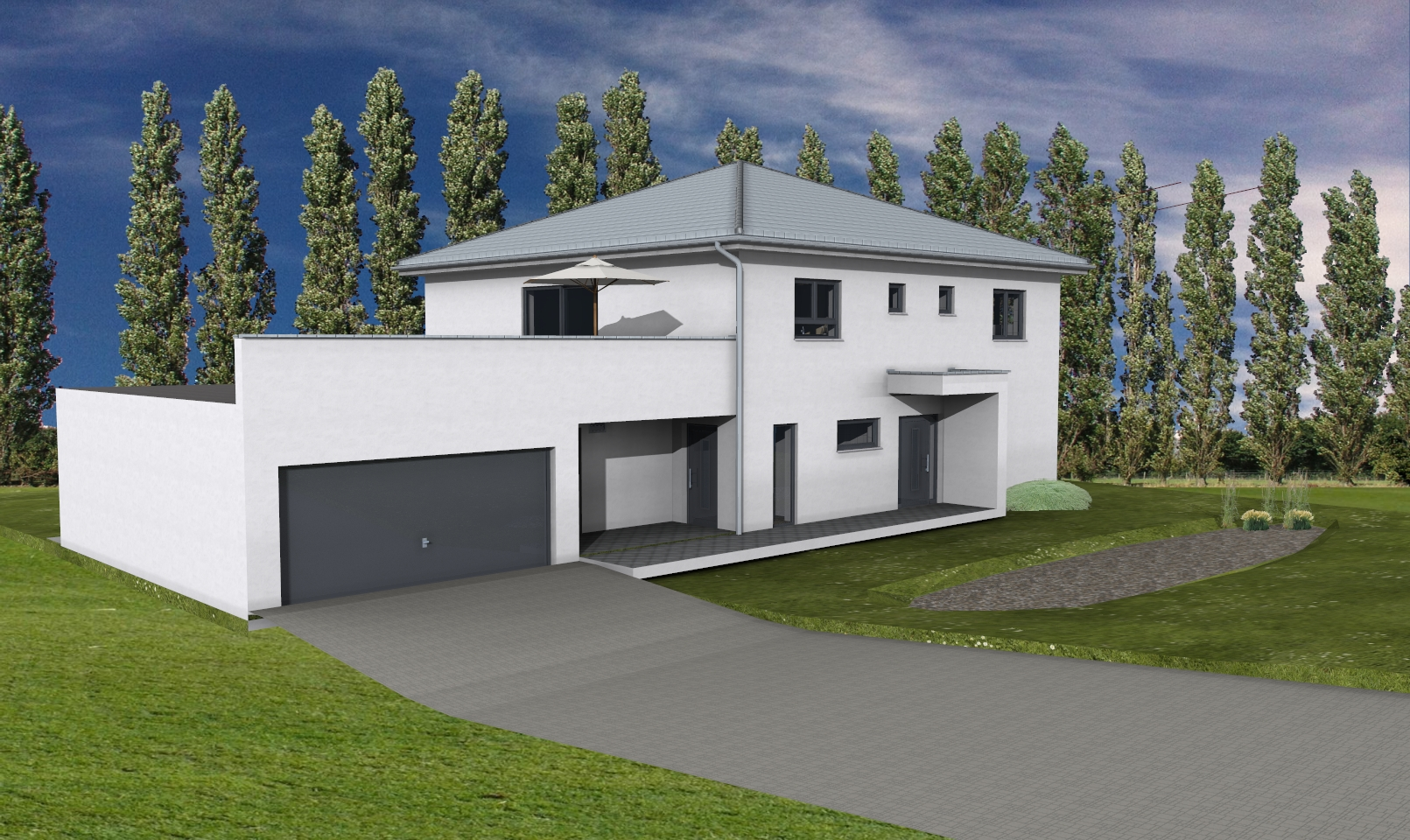 bautagebuch linzgau immobilien. Black Bedroom Furniture Sets. Home Design Ideas